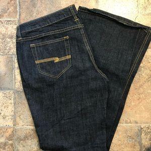 Dark wash Arizona jeans size 15 favorite flair
